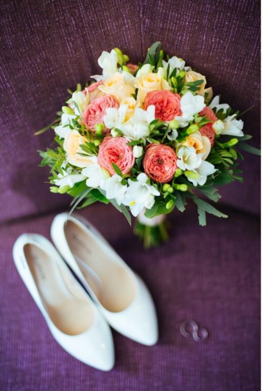 Какие цветы стоит выбирать на свадьбу?